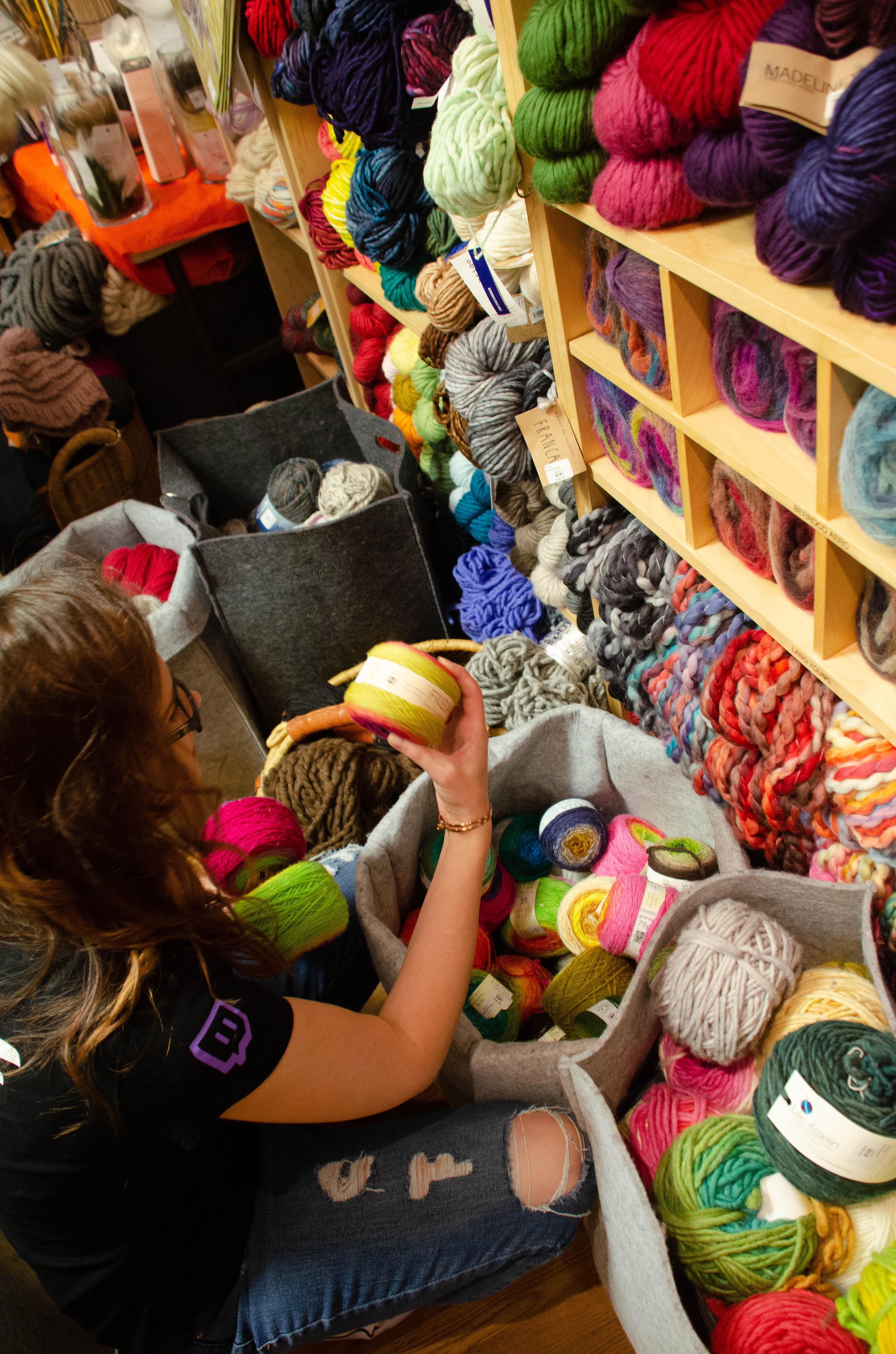 NYC Yarn Crawl 2018 – A Hare Affair